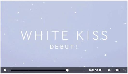 Canon white kiss